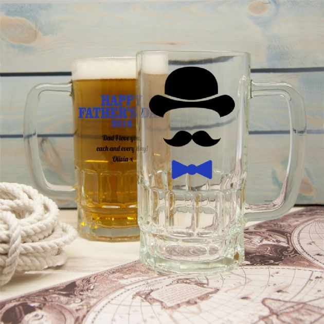 Gentleman Dad's Beer Tankard